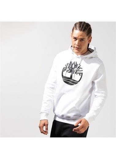 Timberland Sweatshirt Beyaz